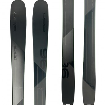 Elan Ripstick 96 Black Edition 2019 + Attack2 13