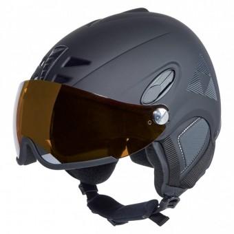 Fischer Visor Helmet Black