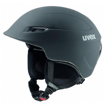 Uvex Gamma Helmet Black-Mat